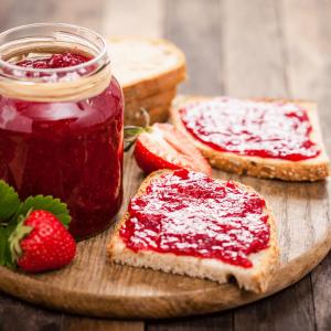 the best homemade strawberry jam recipe