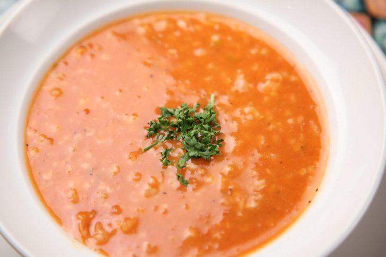 veggie lentils soup recipe