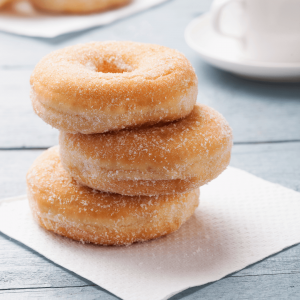 easy and quick vegan donuts recipe