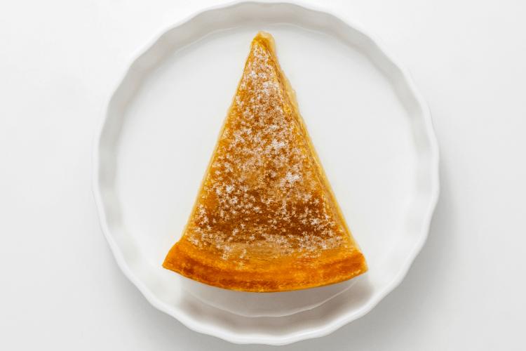 delicious greek custard pie recipe