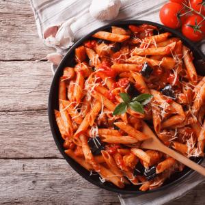 eggplant sauce for pasta recipe