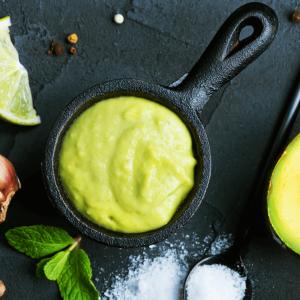 easy avocado mayo recipe