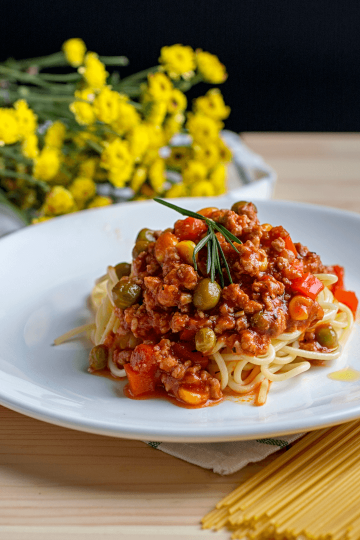pasta with tuna sauce easy recipe