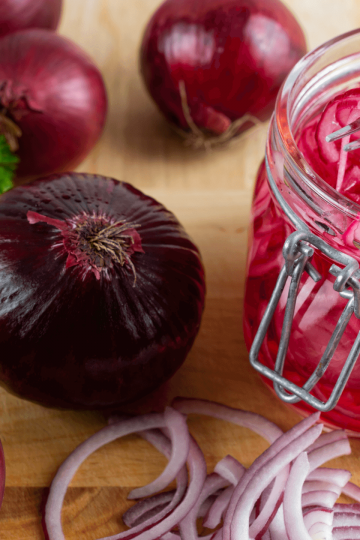 pickled red onion recipe